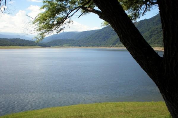 Un gran lago en Tucumán (Argentina)