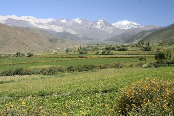Cachi, provincia de Salta (Argentina)