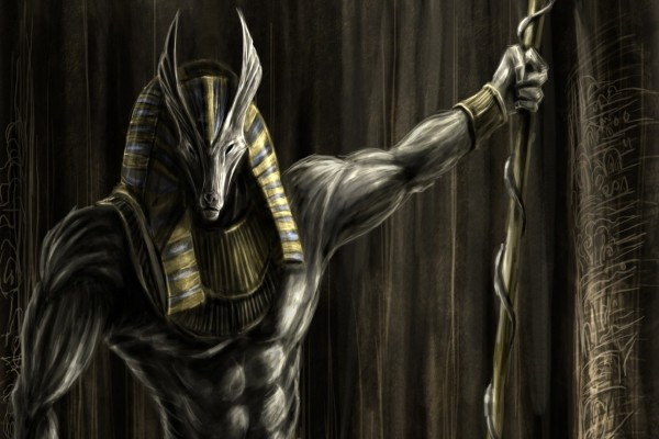Anubis, Dios del antiguo Egipto