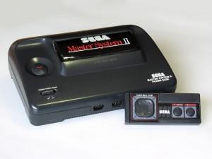 "Postal: Consola de videojuegos ""Sega Master System II"""