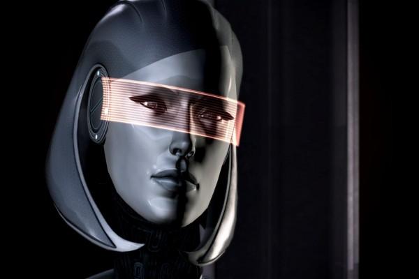 """SID personaje de """"Mass Effect 3"""""""