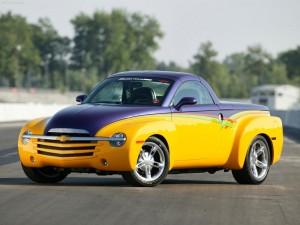 Camioneta Chevrolet SSR
