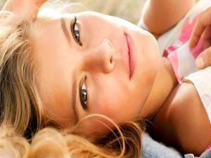 La bella modelo danesa Nina Agdal