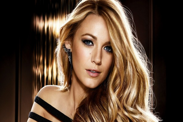 La actriz y modelo estadounidense Blake Lively
