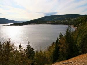 La maravillosa Bahía de Tadoussac (Quebec, Canadá)