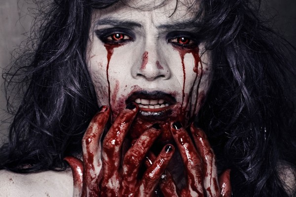 Llorando sangre