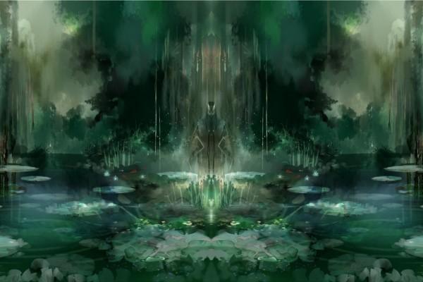 Los espíritus del bosque