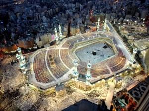 La Meca en Arabia Saudita