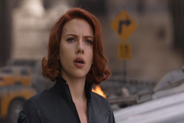"Natasha Romanoff ""Los Vengadores"""