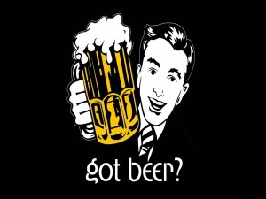 Postal: ¿Cerveza conseguida?