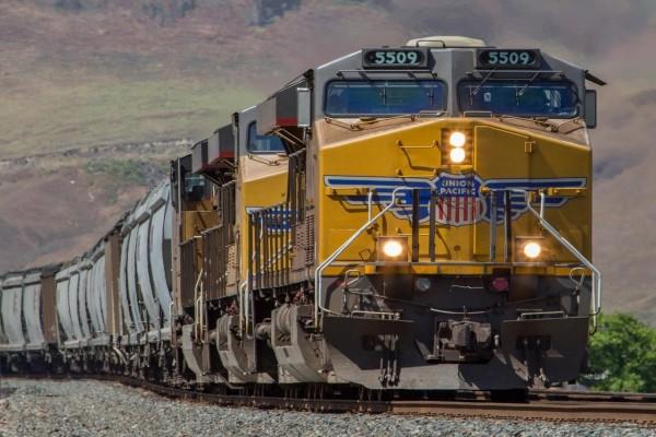 Tren de Union Pacific