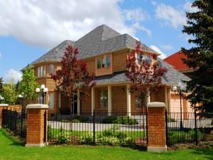 Hermosa residencia con jardín
