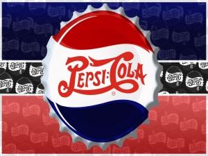 Gran chapa de Pepsi-Cola