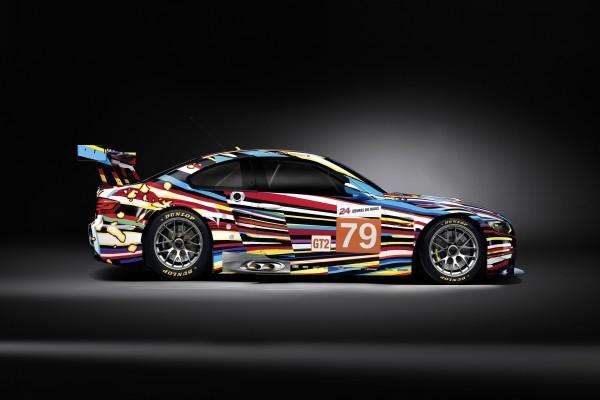 BMW M3 de colores