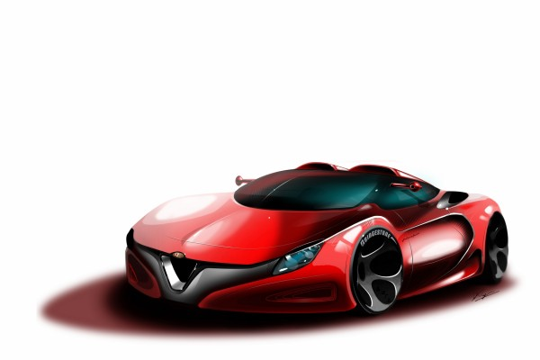 Alfa Romeo deportivo
