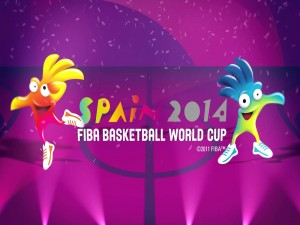 España 2014 Copa del Mundo de Baloncesto (Fiba Basketball World Cup)