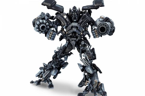 Muñeco de Transformers 2