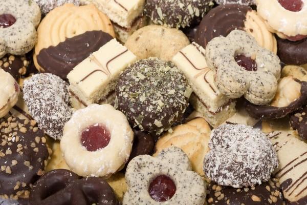 Surtido de galletas