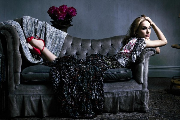 La actriz israelí Natalie Portman