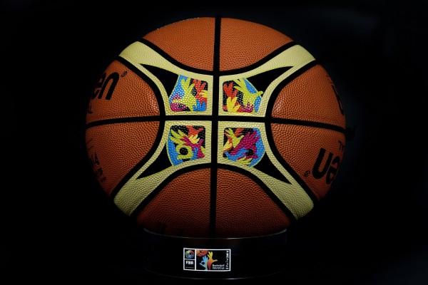 Balón para la Copa del Mundo de Baloncesto en España 2014