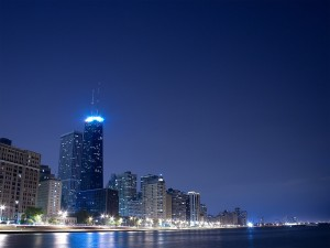 Noche en Chicago