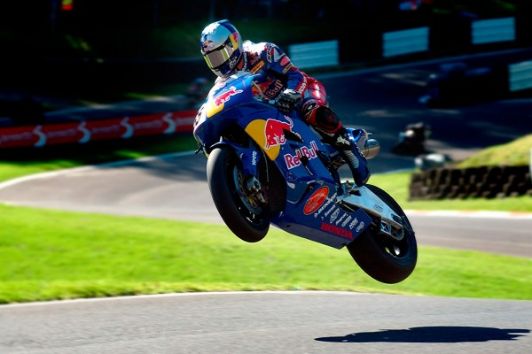 Honda Red Bull Moto GP
