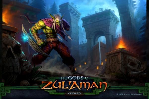 The Gods of Zul'Aman