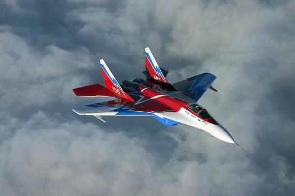 Avión ruso de combate MiG-29OVT