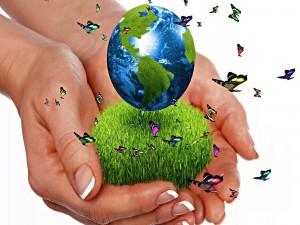 La Tierra verde