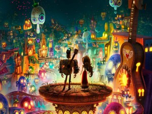 Postal: El Libro de la Vida (The Book of Life)