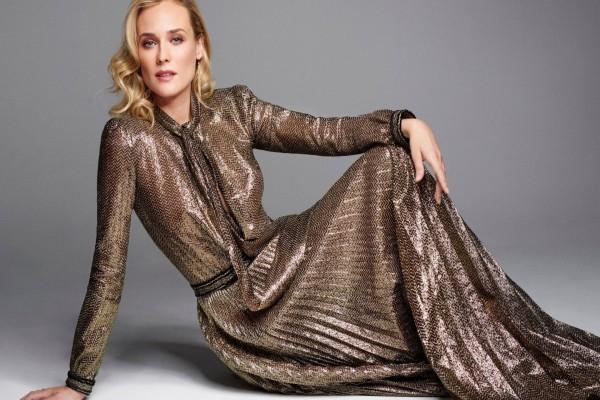 Diane Kruger, modelo y actriz alemana