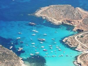 Laguna Azul, Malta
