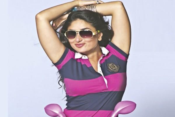 La famosa actriz india Kareena Kapoor