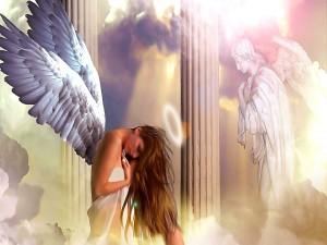 Ángel encantador