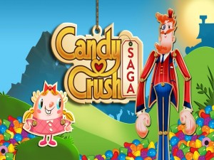 El popular juego Candy Crush Saga
