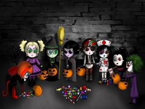 Día de Halloween en el Freakfanato