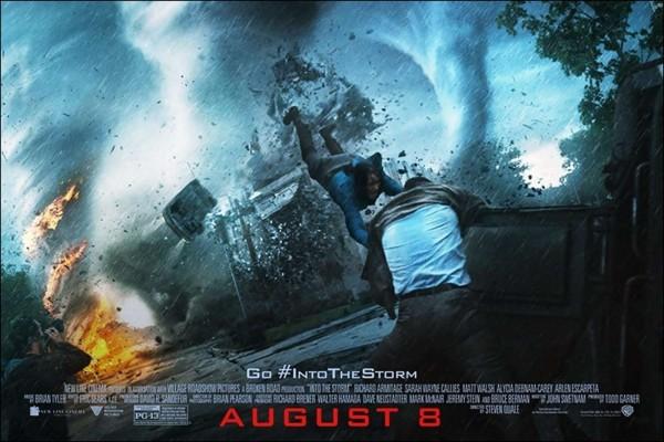 Póster de la película: Into The Storm (En El Tornado)