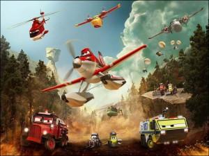 "Imagen de ""Aviones 2: Equipo de Rescate"""
