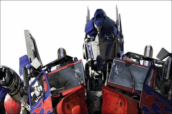 "Imagen de ""Optimus Prime"" (Transformers)"