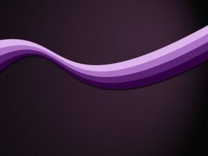 Líneas color púrpura