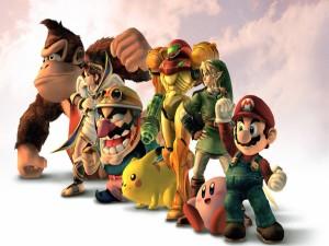 Personajes de juegos para Nintendo