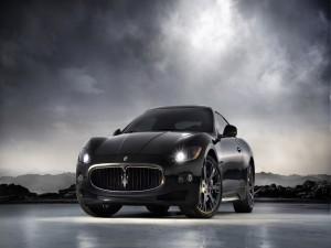 Postal: Un bonito Maserati GranTurismo S