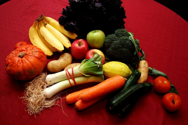 Alimentos de la tierra