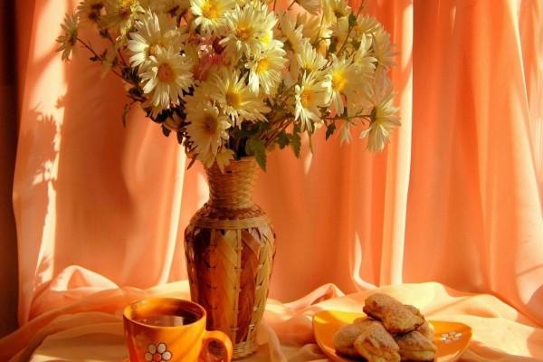 Té para una buena mañana