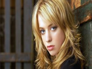 La actriz y cantante canadiense Alexz Johnson