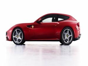 Postal: Ferrari FF