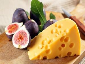 Postal: Higos y queso