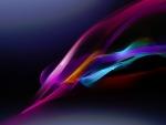 Líneas abstractas multicolores