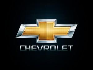 Postal: Logo de Chevrolet