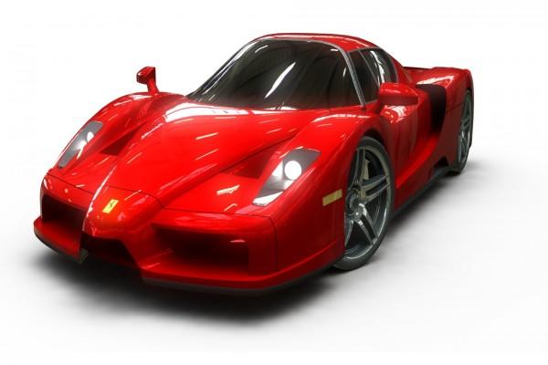 Un brillante Ferrari